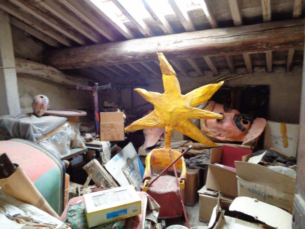 Vente grenier combles a amenager for Acheter maison porquerolles