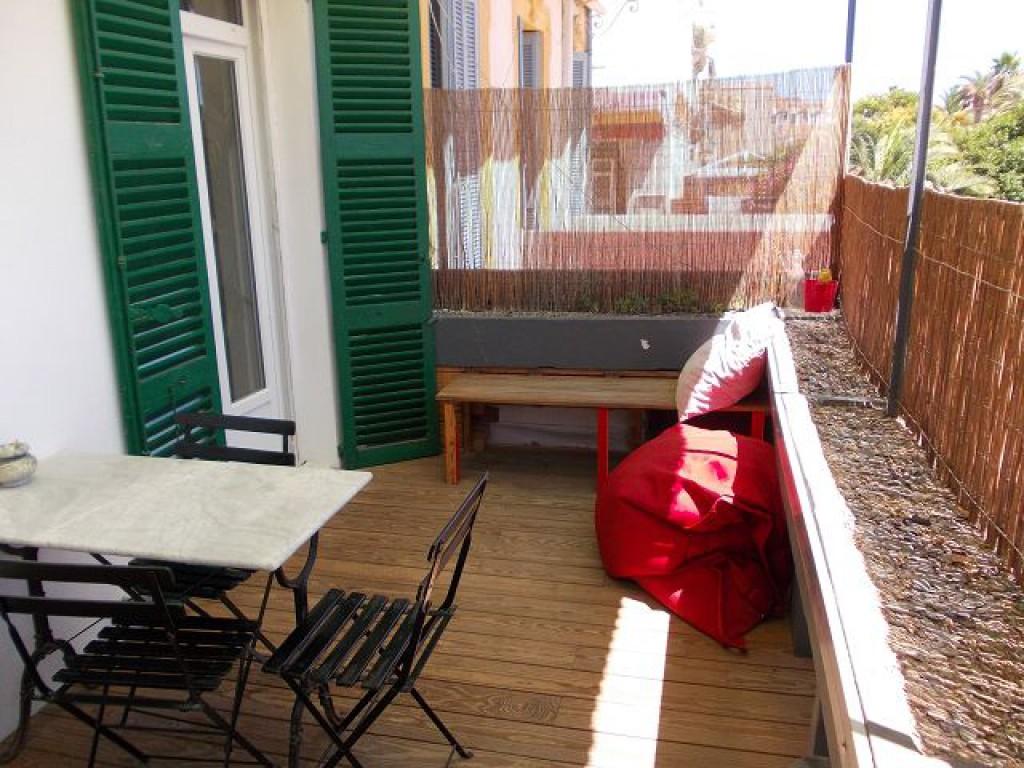Vente appartement t2 3 for Acheter maison porquerolles
